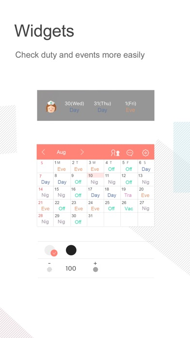 Best 10 Work Shift Calendar Apps - AppGrooves Discover Best iPhone
