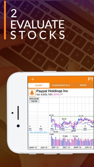 MarketSmith - Stock Research on the App Store