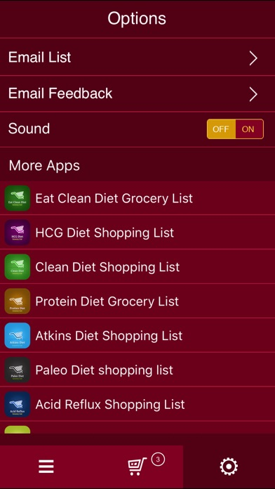 Ketogenic Diet Shopping List App Price Drops - Shopping List And Prices