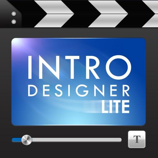 Intro Designer Lite - Create Intros for iMovie by dgMotion Mobile