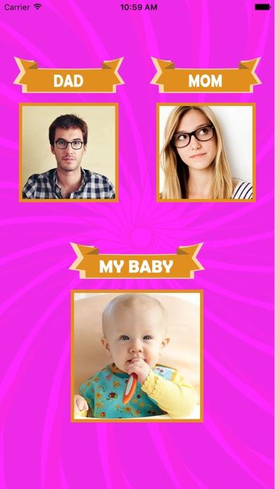 Future Baby Generator - look like your Baby App Revisión