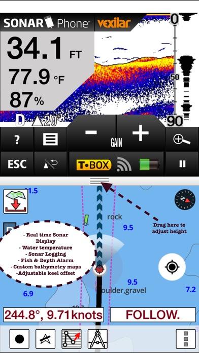 Minnesota Fishing  Lake Maps  Navigation Charts - App - iOSme