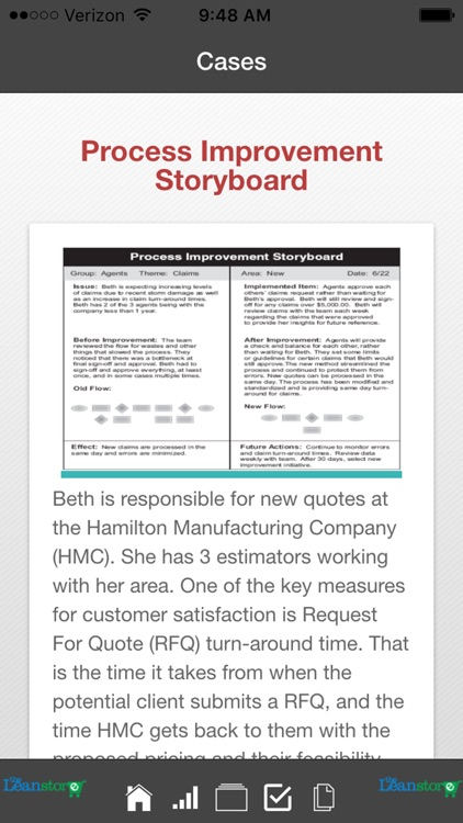 Manufacturing A3 Project Report by MCS Media, Inc