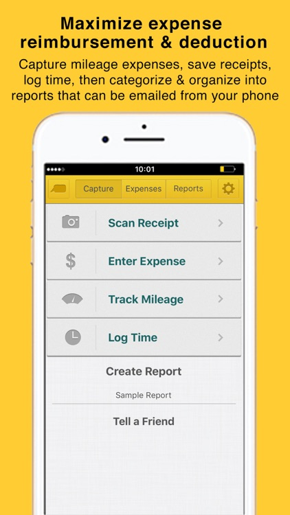 Falcon Expense Reports  Miles by Falcon Expenses, Inc