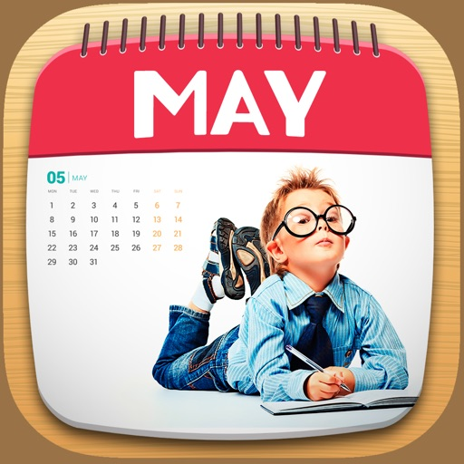 Personalized Photo Calendar by Intelectiva
