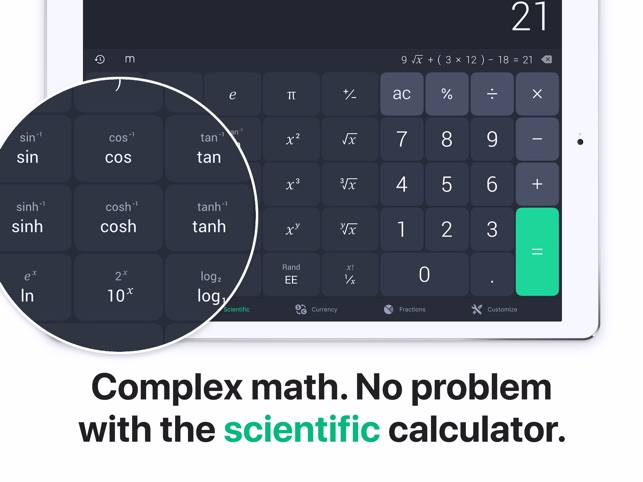 The Calculator on the App Store