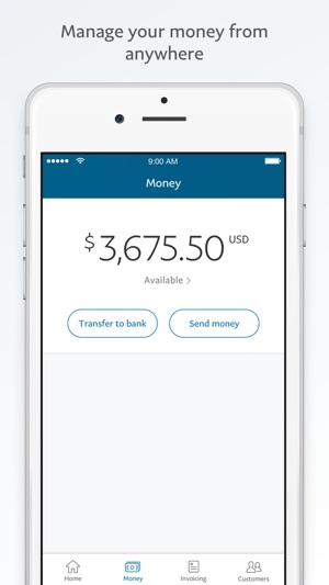 PayPal Business Send Invoices on the App Store - how to send invoices