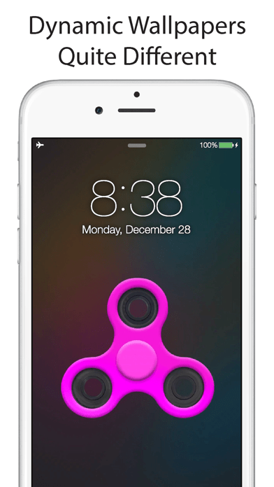 3d Fidget Spinner Wallpaper App Live Spinner Live Wallpapers For Fidget Spinner App