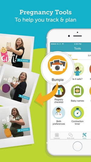 Pregnancy Tracker  Baby App on the App Store