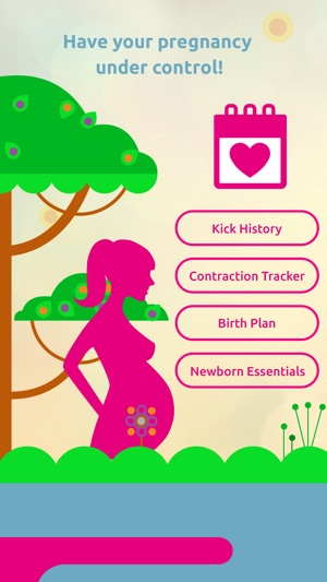 Pregnancy Tracker Contraction Timer, Kick Counter on the App Store