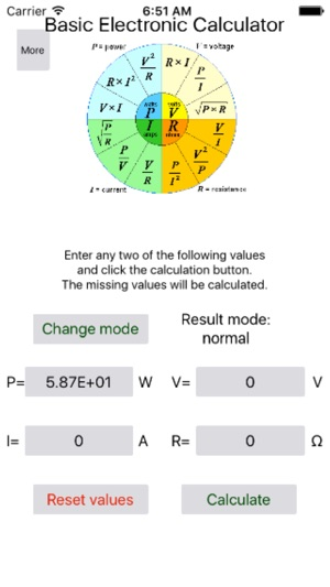 Basic Electronic Calculator on the App Store