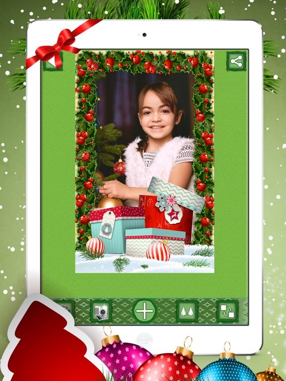 Merry Christmas Photo Frames * App Price Drops