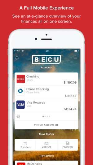 BECU on the App Store