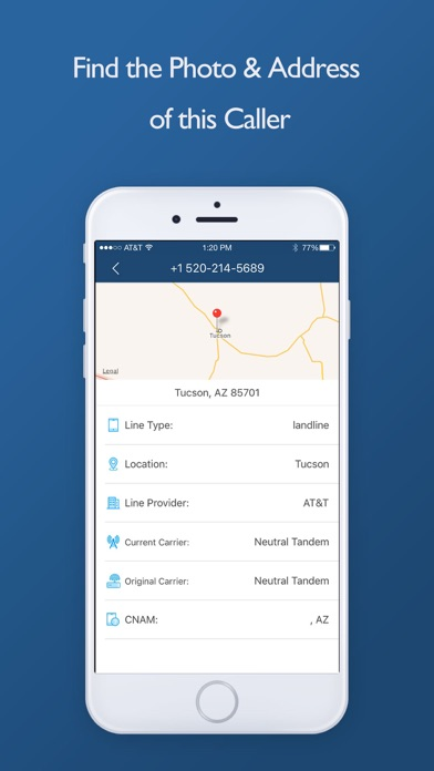 Phone Number Lookup -Reverse the Unknown Caller ID - by Jin Ming - address phone number lookup