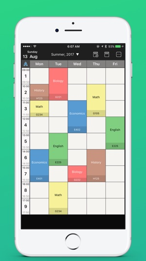 Handy Timetable on the App Store