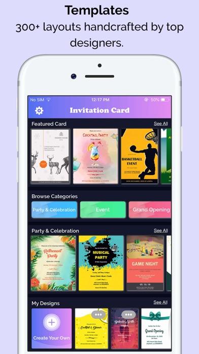 Invite Maker For Business - AppRecs