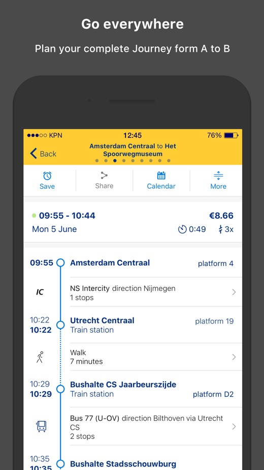 NS Reisplanner Xtra】版本记录- iOS App版本更新记录版本号更新时间