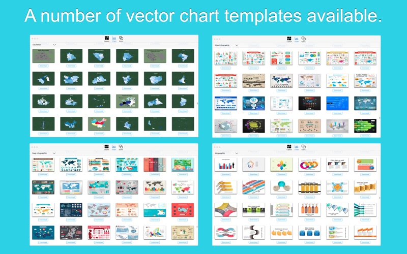 Platform for PPT - Templates App Price Drops - price chart templates