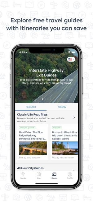 Roadtrippers - Trip Planner on the App Store - trip maker software