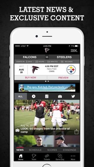 Atlanta Falcons en App Store