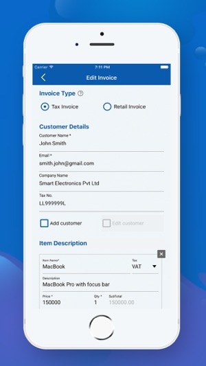 Quick Invoice Maker on the App Store