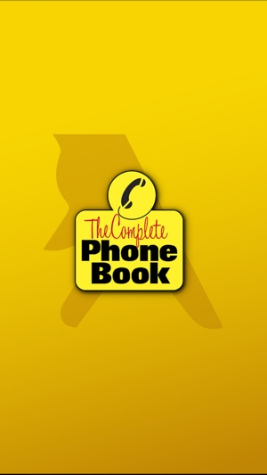 the Complete Phone Book on the App Store
