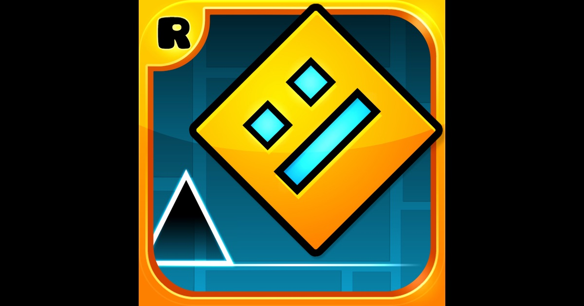 Apple Iphone 8 Wallpaper Download Geometry Dash On The App Store