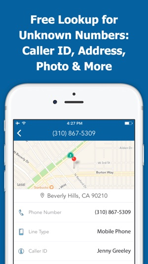 Reverse Phone Number Lookup  Free White Pages App on the App Store