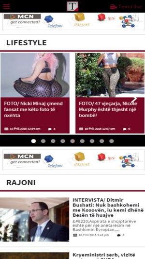 Gazeta Tema on the App Store