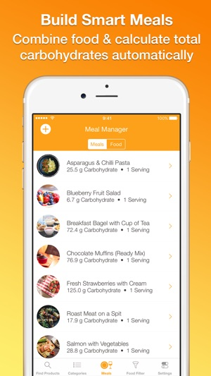 Low-Carb Diet  Meal Planner on the App Store