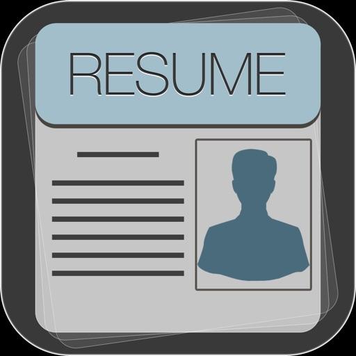 Easy Resume Builder  CV Maker App Data  Review - Business - Apps - easy resume builder