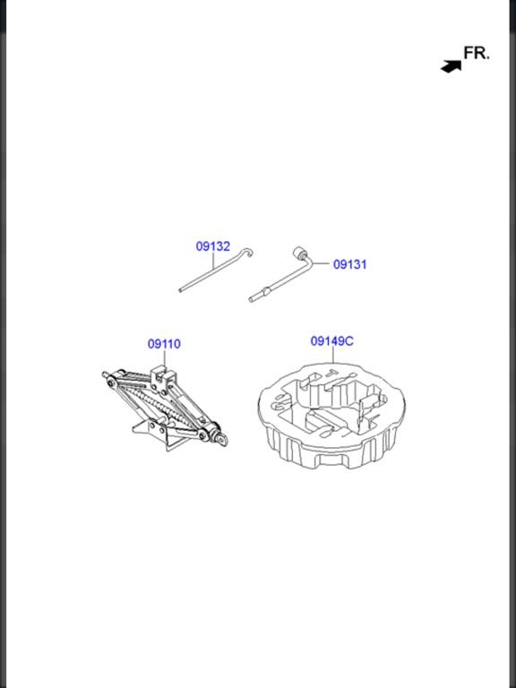 Hyundai Car Parts - ETK Parts Diagrams App Price Drops