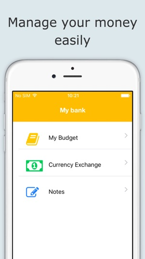 Money Control - My Budget book - Income  Expense Tracker » on the