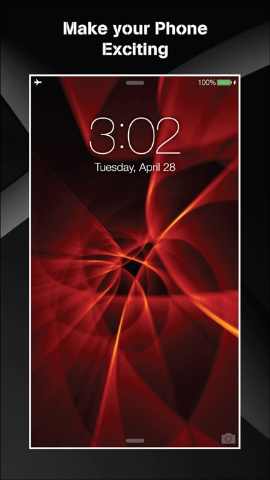 Live Wallpapers Free - Dynamic Animated Backgrounds Photo for iPhone