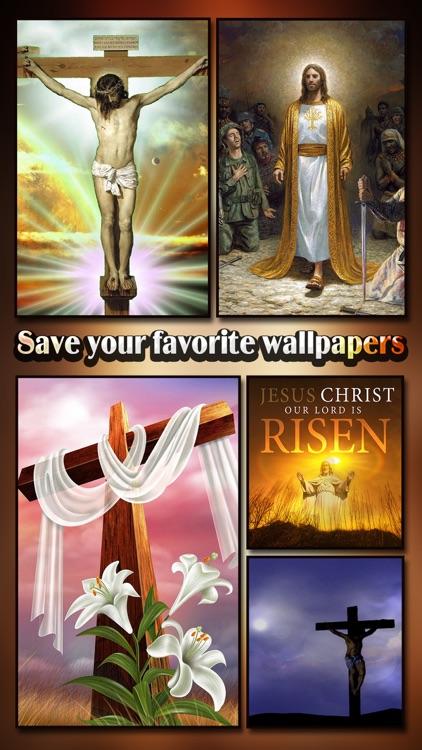 Best Free Wallpaper App For Iphone X Jesus Christ Amp Easter Wallpaper S Hd Lock Screen Maker