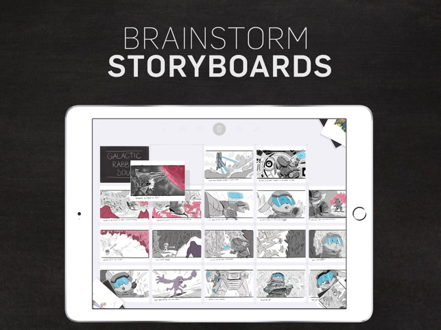 Forge - Brainstorm and organize your ideas on the App Store