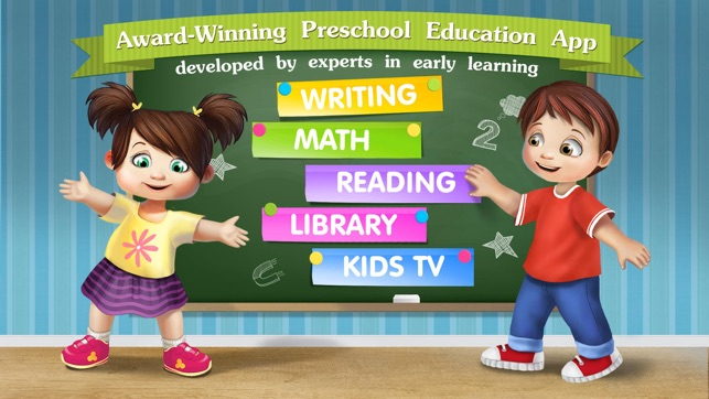 Kindergarten math  reading learning kids games on the App Store
