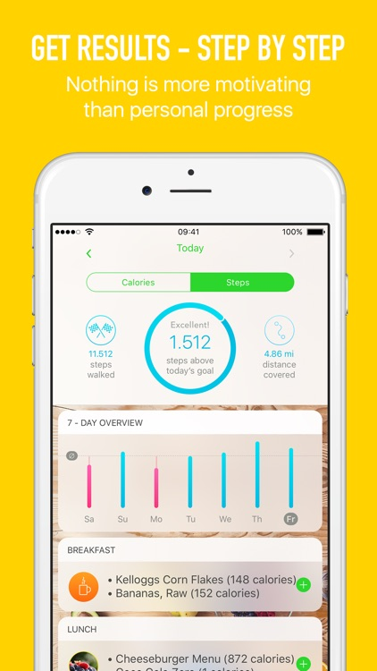 CalorieGuide Calorie Counter  Nutrition Tracker by Jommi UG - nutrition tracker