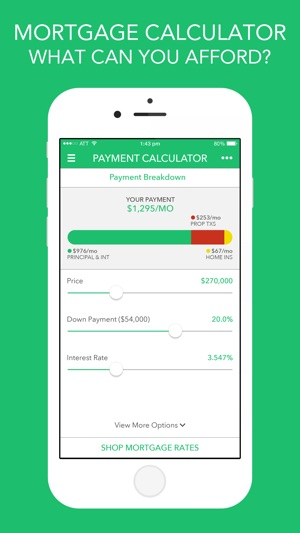 Best Mortgage Calculator App on the App Store