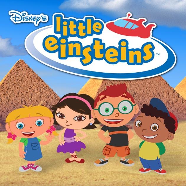 Disney World Wallpaper Iphone 6 Disney S Little Einsteins Series 1 On Itunes