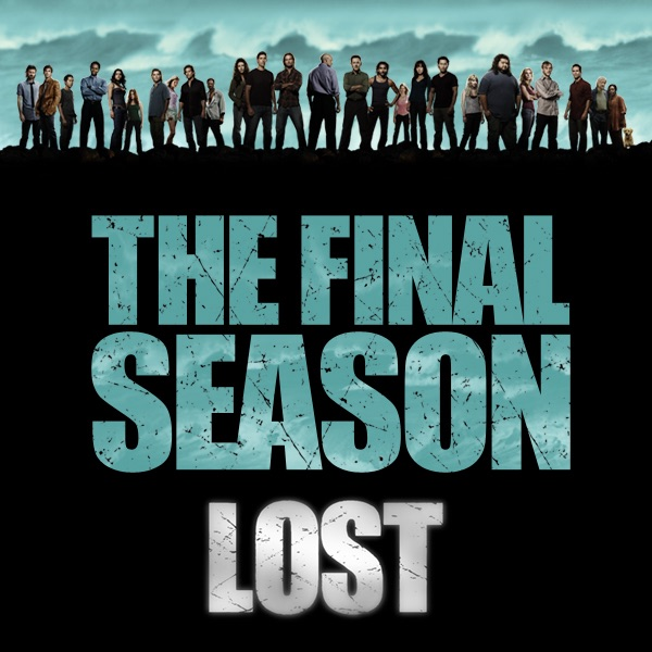 LOST, Season 6 on iTunes - lost person poster
