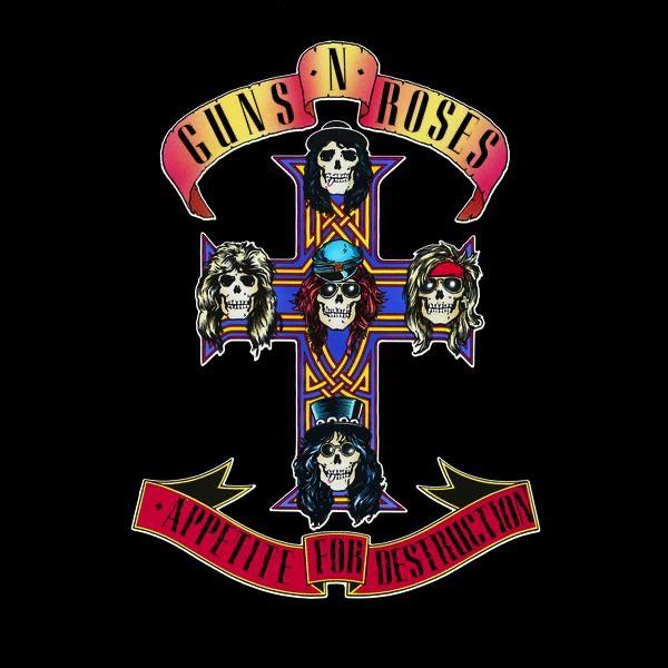 Appetite for Destruction by Guns N' Roses