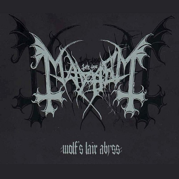 Wolf's Lair Abyss - EP by Mayhem