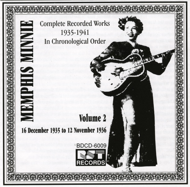 Complete Recorded Works, Vol. 2 (1935-1936) by Memphis Minnie