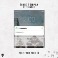 Tinie Tempah - Text fom Your Ex (feat. Tinashe) - Single