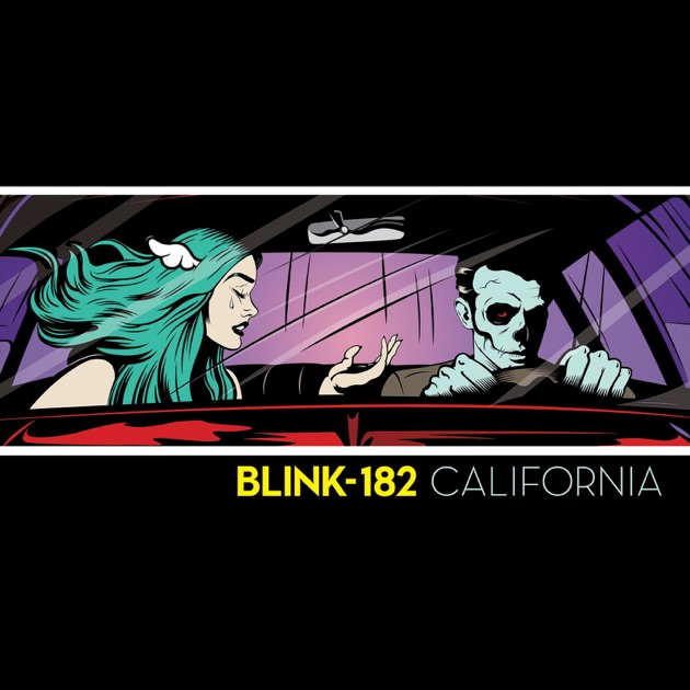 California (Deluxe Edition) by blink-182