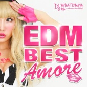 Various Artists - EDM BEST Amore アートワーク