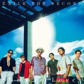 EXILE THE SECOND - Summer Lover アートワーク