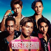 EXILE THE SECOND - YEAH!! YEAH!! YEAH!! アートワーク