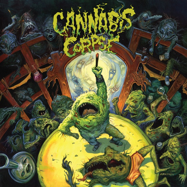 Shit of Pot Seeds - Cannabis Corpse